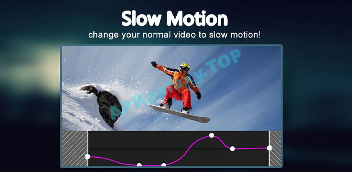 Slow motion video FX fast & slow mo editor Apk