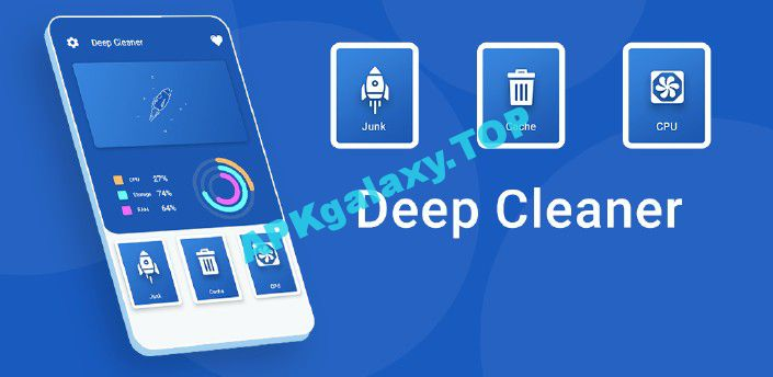 Deep Junk Cleaner Apk