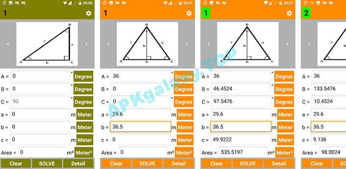 Trigonometry Calculator Apk