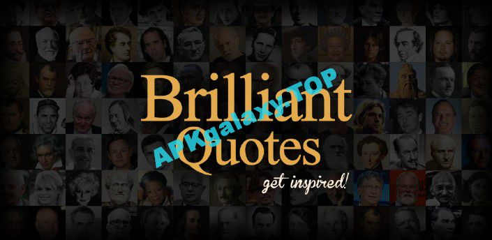 Brilliant Quotes Apk