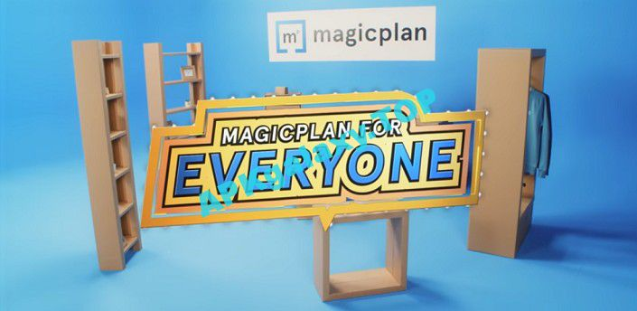 magicplan 2D 3D floor plans AR measurement Apk