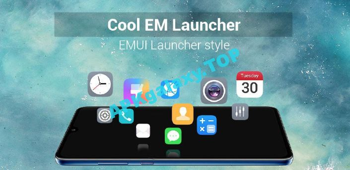 Cool EM Launcher – EMUI launcher style for all Apk