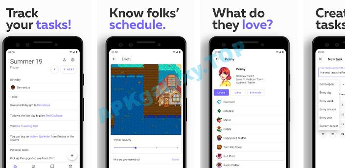 Assistant for Stardew Valley Apk