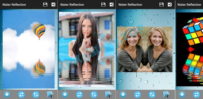 Water Reflection Ad-Free Apk