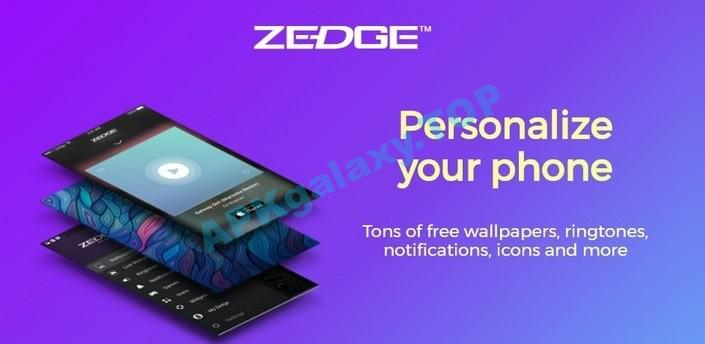ZEDGE Wallpapers & Ringtones Apk