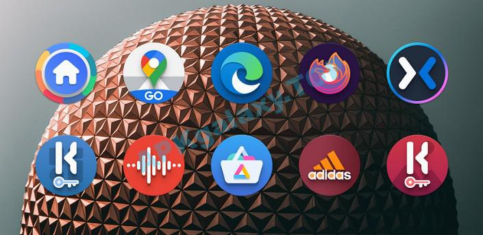 PieCons – Ultimate Android Pie Icon Pack Apk