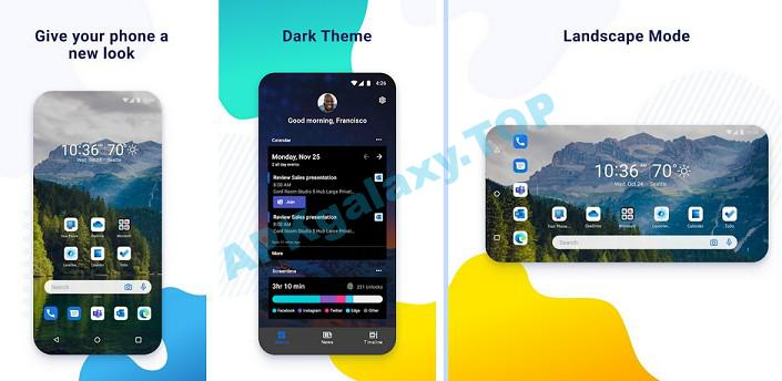 Microsoft Launcher Preview Apk