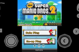 Citra for Android (Nintendo 3DS Emulator) Beta Apk