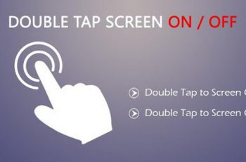 Double Tap Screen On and Off Apk