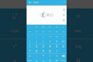 MalMath Step by step solver Prem Apk
