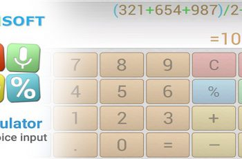 Multi-Screen Voice Calculator Pro Apk
