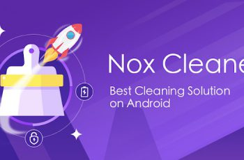 Nox Cleaner – Booster Optimizer Cache Cleaner Apk