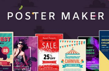 Poster Maker Flyer Maker 2020 free graphic Design Apk