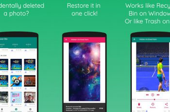 Recover Bin Trash for Android – Restore Photos Apk