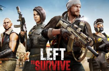 Left to Survive Zombie Survival PvP Shooting Game Apk