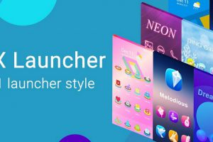 MiX Launcher V2 for Mi Launcher Apk