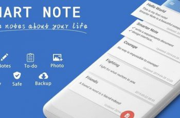Smart Note – Notes, Notepad, Free, One sticky note Apk