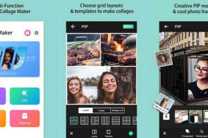 Photo Collage Maker, PIP, Photo Editor, Grid Apk
