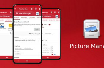 Picture Manager Rename and Organize with EXIF Apk
