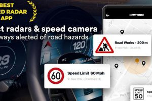 Speed Cameras & HUD Radar Apk
