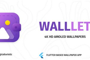 WallLet – 4k HD Amoled Wallpapers Apk