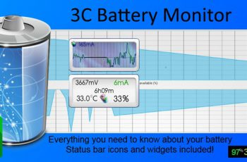 3C Battery Manager Apk