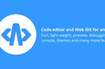 Acode – powerful code editor Apk