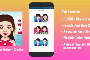 Face Avatar Maker Creator Apk