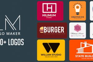 Logo Maker – Free Graphic Design & Logo Templates Apk