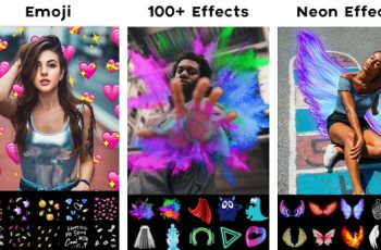 Neon Photo Editor – Photo Filters Collage Maker Apk