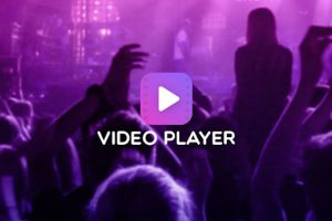 Video player – unlimited and pro version Apk