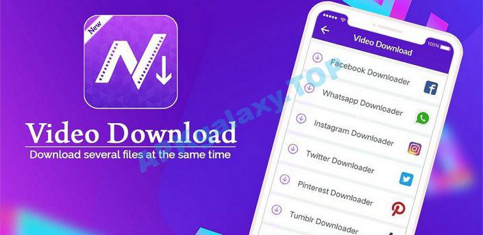 All Video Downloader Without Watermark V3.1.1 [Mod] Apk  APKgalaxy