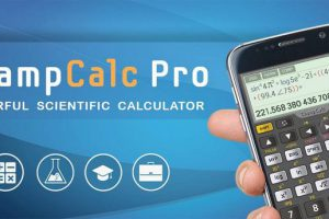 ChampCalc Pro Scientific Calculator Apk
