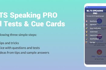 IELTS Speaking PRO Full Tests and Cue Cards Apk