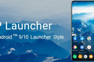 P Launcher 2020 new Premium Apk