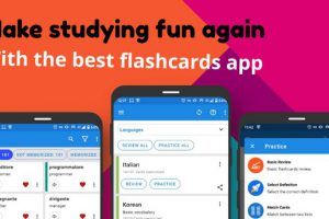 Study Flashcards – Review and Practice cards Apk