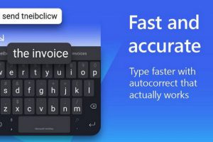 Microsoft SwiftKey Keyboard Apk