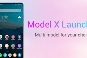 X Launcher – Cool Multi-style Launcher 2020 Apk