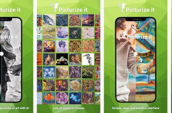 Picturize it – Turn your photos into art Apk