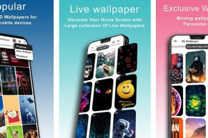 4K Wallpapers HD Live Backgrounds Auto Changer Apk