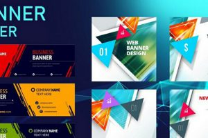 Banner Maker Photo and Text Apk