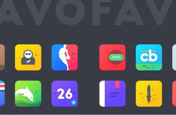 FAVO ICON PACK Apk