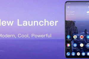 New Launcher 2021 themes icon packs wallpapers Apk