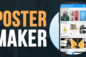 Poster Maker 2021 – Create Flyers & Posters Apk