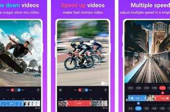 Slow motion – fast motion & slow mo video editor Apk