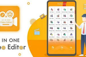 Video All in one -Video editor and video maker Apk